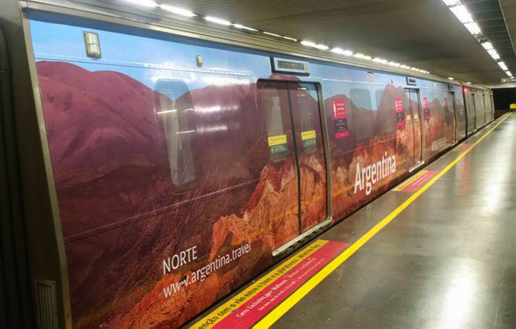 Campaña de Marca País en Río de Janeiro