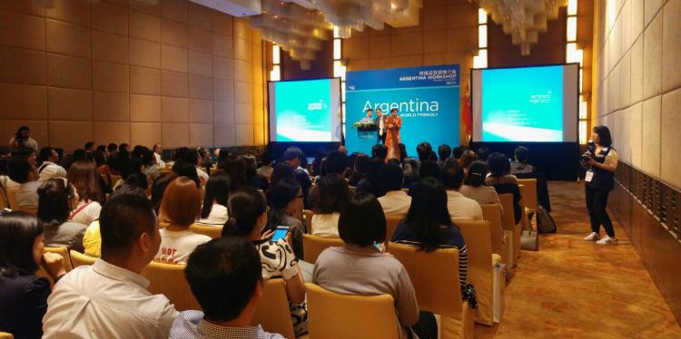 Turismo en la agenda binacional con China